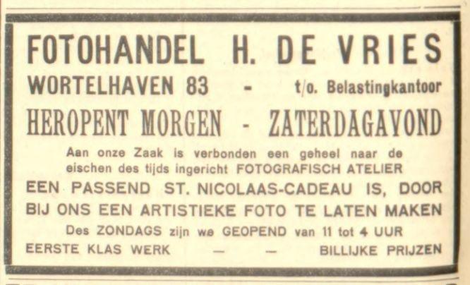 adv. Han de Vries 1935