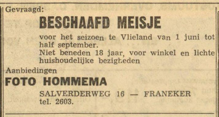 Hommema LC 04-05-1962
