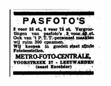 advertentie LC 8 jan. 1941