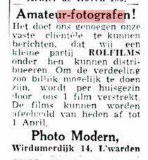 advertentie LC 10 mrt. 1944