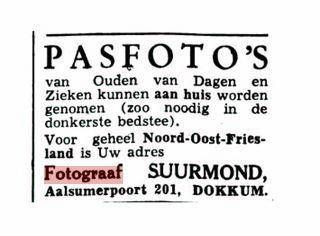 advertentie LC 11 dec.. 1941